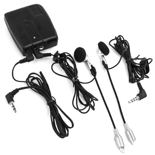 Rider To Rider/Passenger Two Way Radio, Intercom System For Motorcycle, Atv, Motorbike, Helmet To Helmet - Connect To Mp3/Ipod/Itouch/Nano/Cd Audio Devices