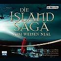 Die Island-Saga vom weißen Njál Hörspiel von David Wade Gesprochen von: Christian Brückner, Uwe Friedrichsen, Rolf A. Becker