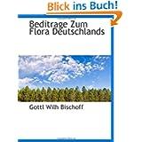 Beditrage Zum Flora Deutschlands