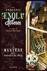 Les enquêtes d'Enola Holmes, Tome 3 : Le mystère des pavots blancs par Springer