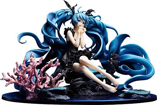 キャラクター・ボーカル・シリーズ01 初音ミク 初音ミク 深海少女ver. 1/8スケール PVC製 塗装済み完成品フィギュア 再販
