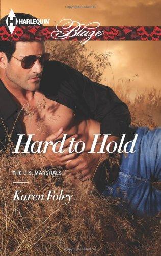 Image of Hard to Hold (Harlequin Blaze\The U.S. Marshals)
