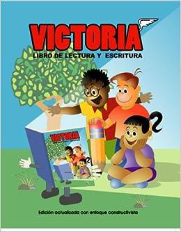 Victoria, Libro de Lectura y Escritura (Spanish Edition): M. Fernandez