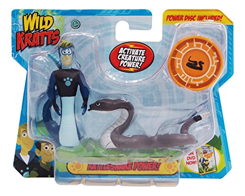 Wild Kratts, Animal Power Set, Rattlesnake Power