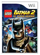 BuyCheap LEGO Batman 2: DC Super Heroes Game (Wii)