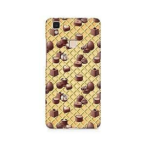 Ebby Eclair Love Premium Printed Case For Vivo V3 Max