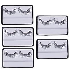 Majik Eyelashes For eye makeup (SET OF 5 PAIR)
