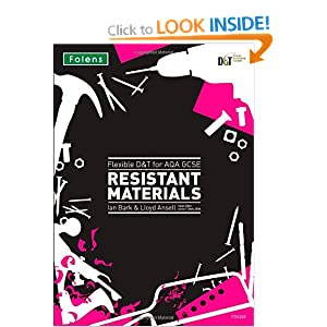 dt resistant materials gcse coursework Resistant materials (ocr j303) is the more workshop based subject, where essentially you will be designing and manufacturing using a range of materials likely to include timber, metal and plastics.