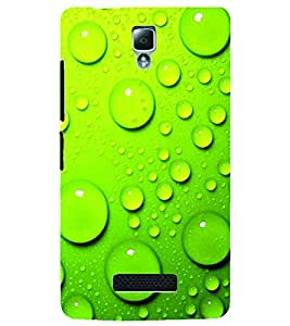 PRINTSWAG GREEN BUBBLE Designer Back Cover Case for LENNOVO A2010