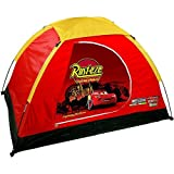 "Disney Youth 2 Pole Dome Tent with Zip ""D"" Doors, 5-Feet x 3-Feet x 36-Inch"