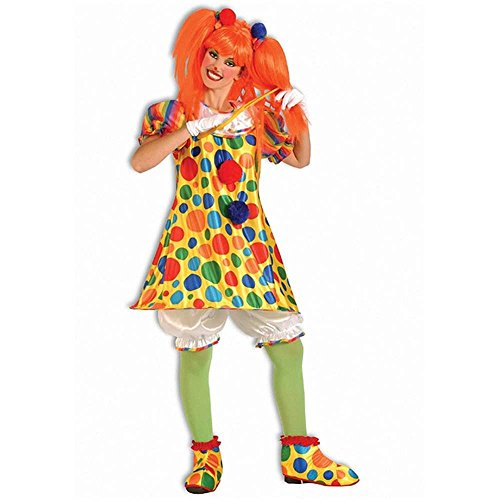 Giggles the Clown Adult Costume - Standard