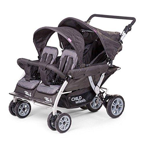 childwheels-kinderwagen-krippenwagen-quadro-viersitzer-vierlingswagen-mit-automatischer-bremse