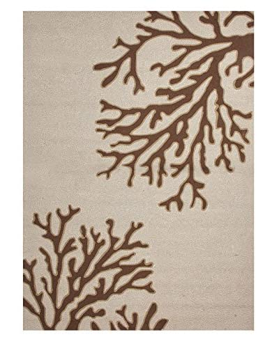 Jaipur Rugs Hand-Hooked Bough Out Indoor/Outdoor Rug