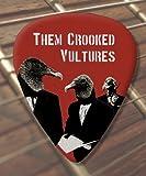 Them Crooked Vultures Premium Guitar Pick x 5 Medium