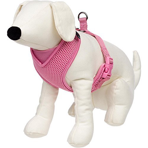 petco-adjustable-mesh-harness-for-dogs-in-pink-by-petco