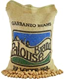 U.S.A Grown Garbanzo Beans 5 LBS | 100% Non-Irradiated | Certified Kosher Parve | Non-GMO Project Verified |Identity Preserved (We tell you which field we grew it in)