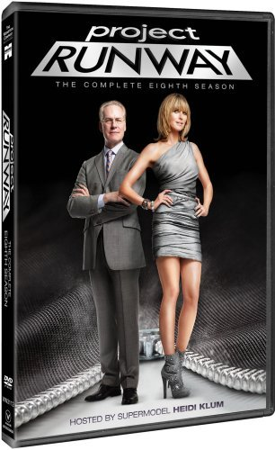 Project Runway: Season 8 [DVD] [Region 1] [US Import] [NTSC]
