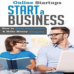 Online Startups: Start a Business Audiobook