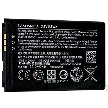 Nokia-BV-5J-1560mAh-Battery