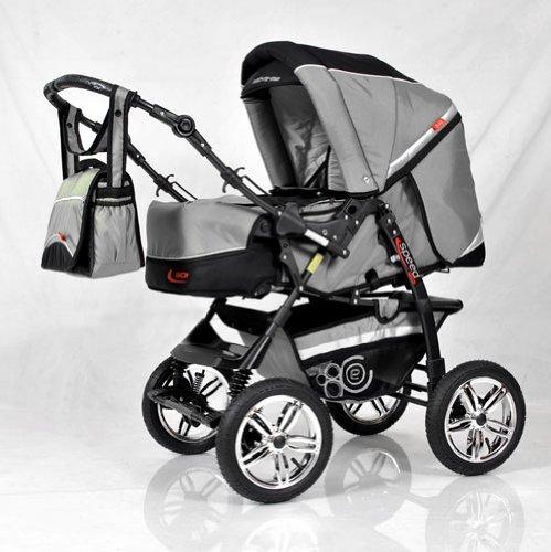 besten standardkinderwagen kinderwagen kombi kinderwagen. Black Bedroom Furniture Sets. Home Design Ideas
