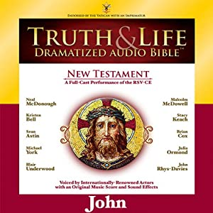 Truth and Life Dramatized Audio Bible New Testament: John | [Zondervan]
