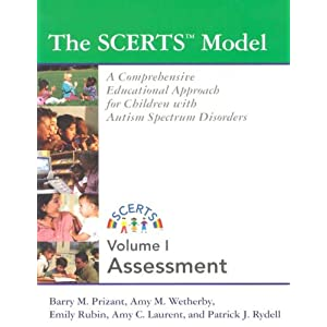 The Scerts Model: A Comprehensive Educational Approach for Children With Autism Spectrum Disorders (2 volume set)