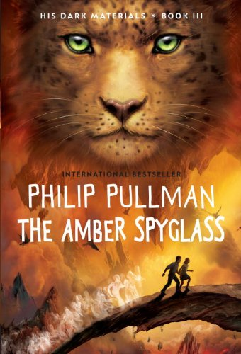 Kids on Fire: A 13 Year Old Student's Review Of The Amber Spyglass: His Dark Materials by Philip Pullman