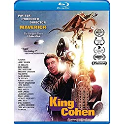 King Cohen: Limited Edition [Blu-ray]