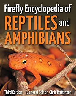 Book Cover: Firefly Encyclopedia of Reptiles and Amphibians