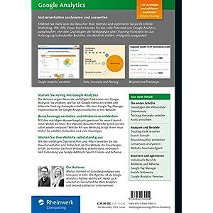 Google Analytics: Das umfassende Handbuch. Inkl. Search Console und Google Tag Manager