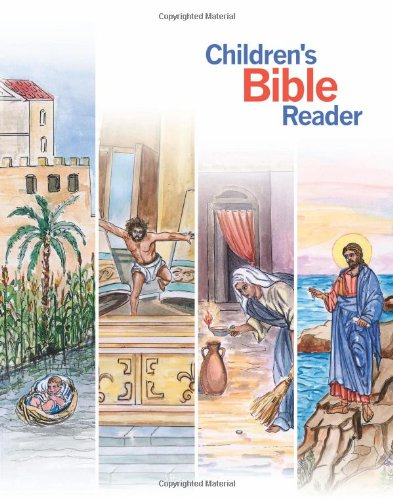 Orthodox Childrens Illustrated Bible