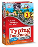 Software & V-Game Online Shop Ranking 9. Typing Instructor for Kids Platinum (Windows/Mac)