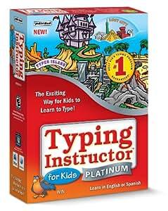 Typing Instructor For Kids Platinum