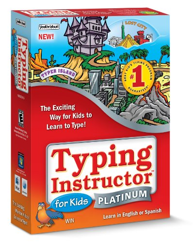 Typing Instructor for Kids Platinum (Windows/Mac)