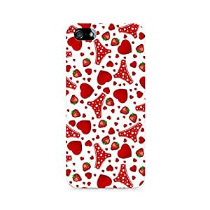 High Quality Printed Cover Case for Apple Iphone 5 Model