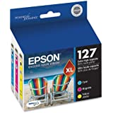 Epson 127 INK, EPSON, EXTRA HIGH CAPACITY CMY