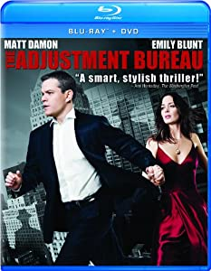 The Adjustment Bureau (Blu-ray with DIGITAL HD with UltraViolet)