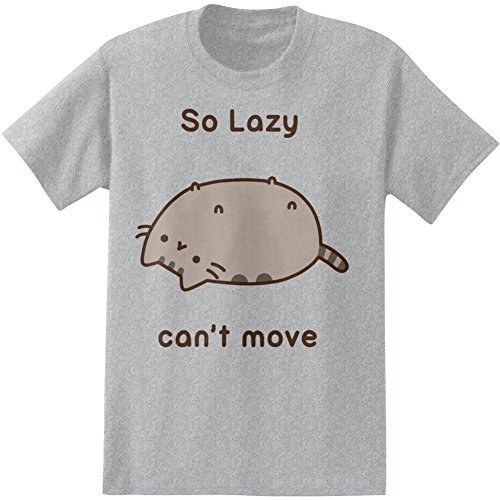 Pusheen Cat - So Lazy Can't Move - Women's T-Shirt
