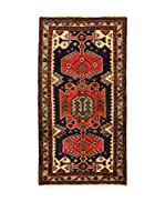 Kilim Carpets by Jalal Alfombra (Azul/Rojo/Marrón)
