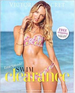 Victoria's Secret Swim Clearance 2013 Catalog: Victoria's Secret