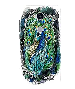 Citydreamz Back Cover For Huawei Honor 5X