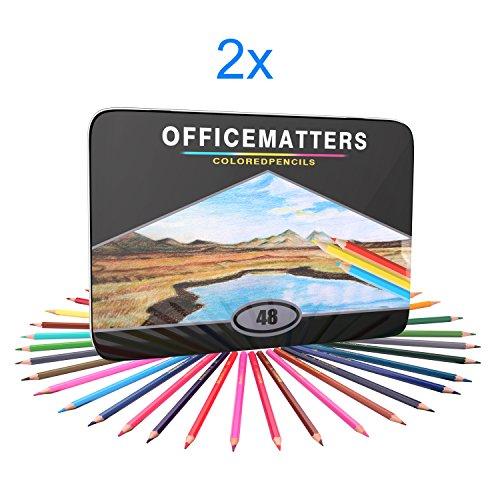 officematters-96-matite-colorate-per-adulti-libri-da-colorare-rigida-core2-confezioni-da-48-colorate