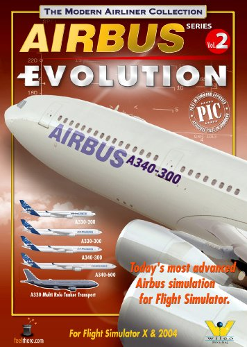 Airbus Series Evolution Vol 2 - Windows