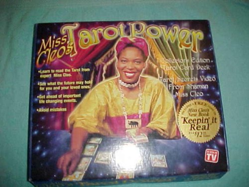 Radar Communications 820430000018 Miss Cleo's Tarot Power, Collectors Edition