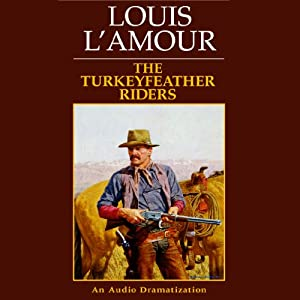 The Turkeyfeather Riders Audiobook