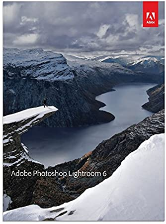 Adobe Photoshop Lightroom 6 | PC/Mac Disc