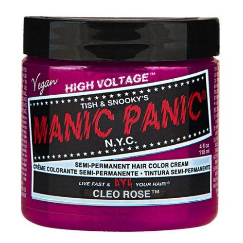 manic panic マニックパニック マニックパニックヘアカラー クレオローズ MC11046 118ml