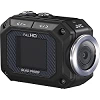 JVC GC-XA1 Adixxion HD Action Video Camera with 1.5-Inch LCD - Black from JVC