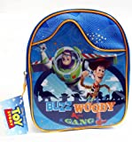 Disney Toy Story School Backpack - Kid Size Buzz & Woody School Backpack