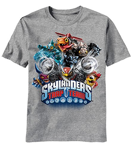 Skylanders Trap Team Action Blur Youth T-Shirt
